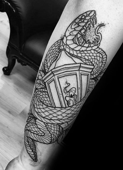Lantern Tattoo Meaning With Cool Designs - Tattoos Win