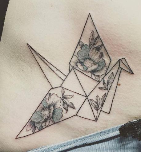 gun tattoo | Tumblr | 495x458