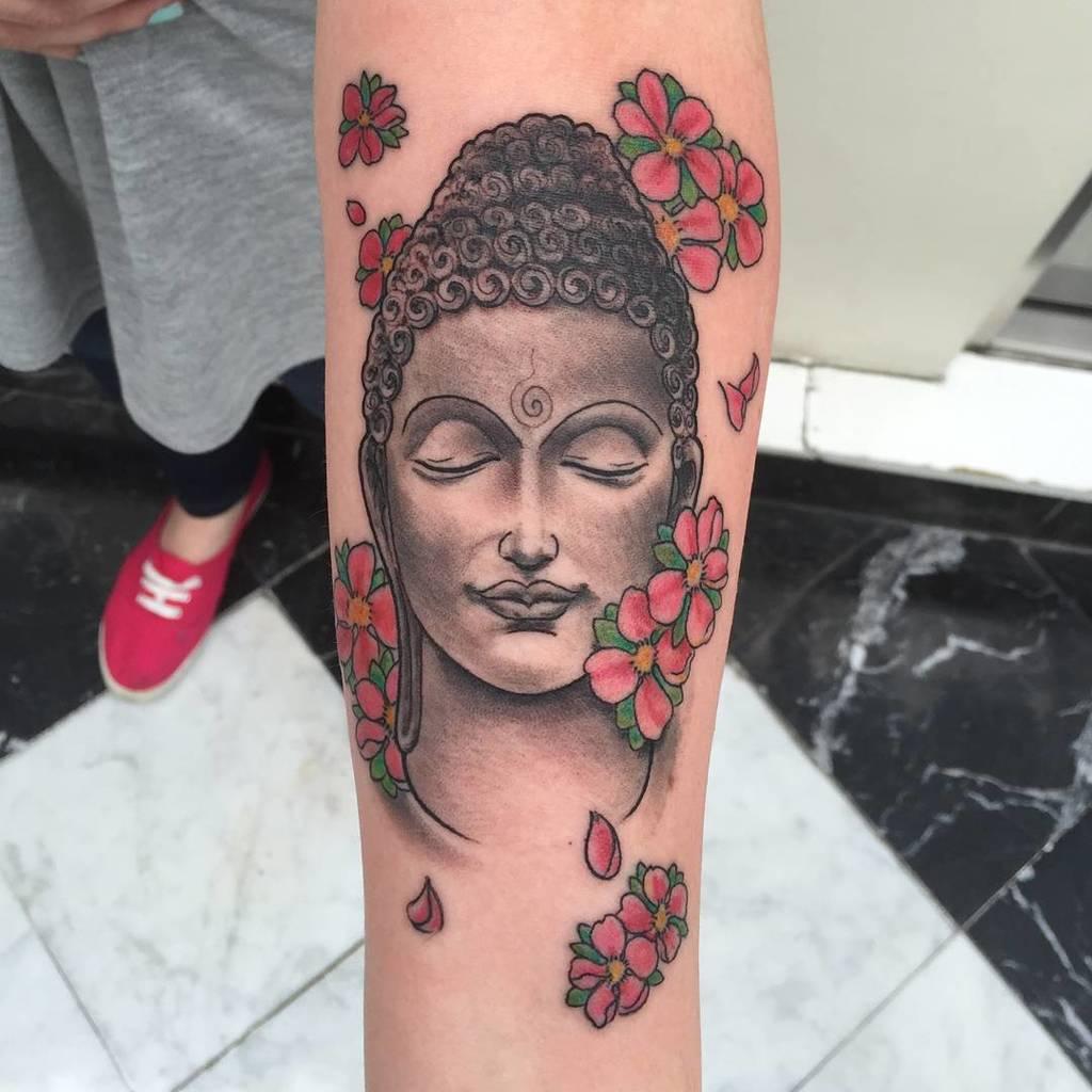 Buddhism Tattoo