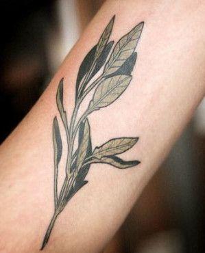 Plant Tattoo