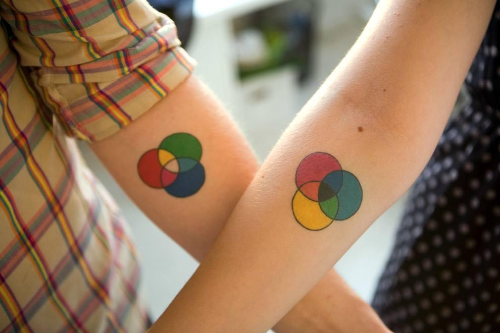 Friendship goal Tattoo