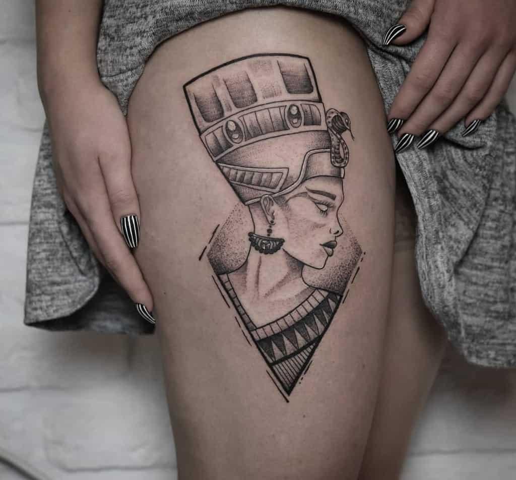 Classy Tattoo for women