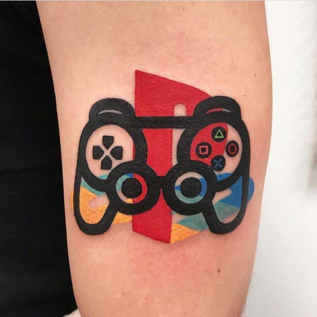 Mambo Tattoo for men